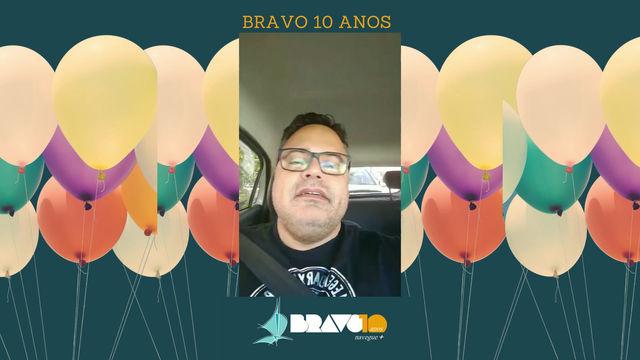 Bravo 10 anos