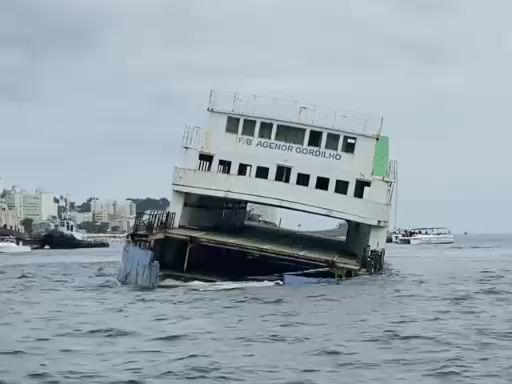 Festa no naufrágio