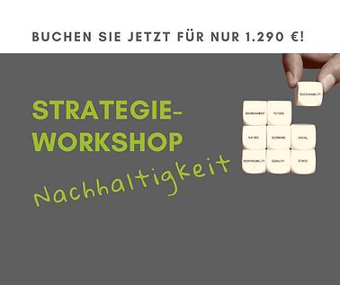 Rabatt-Gutschein Strategieworkshop Nachh