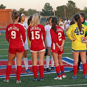 Arcadia Playoff Quarterfinal