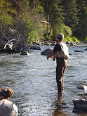 Private River Fishing, Fly Fishing