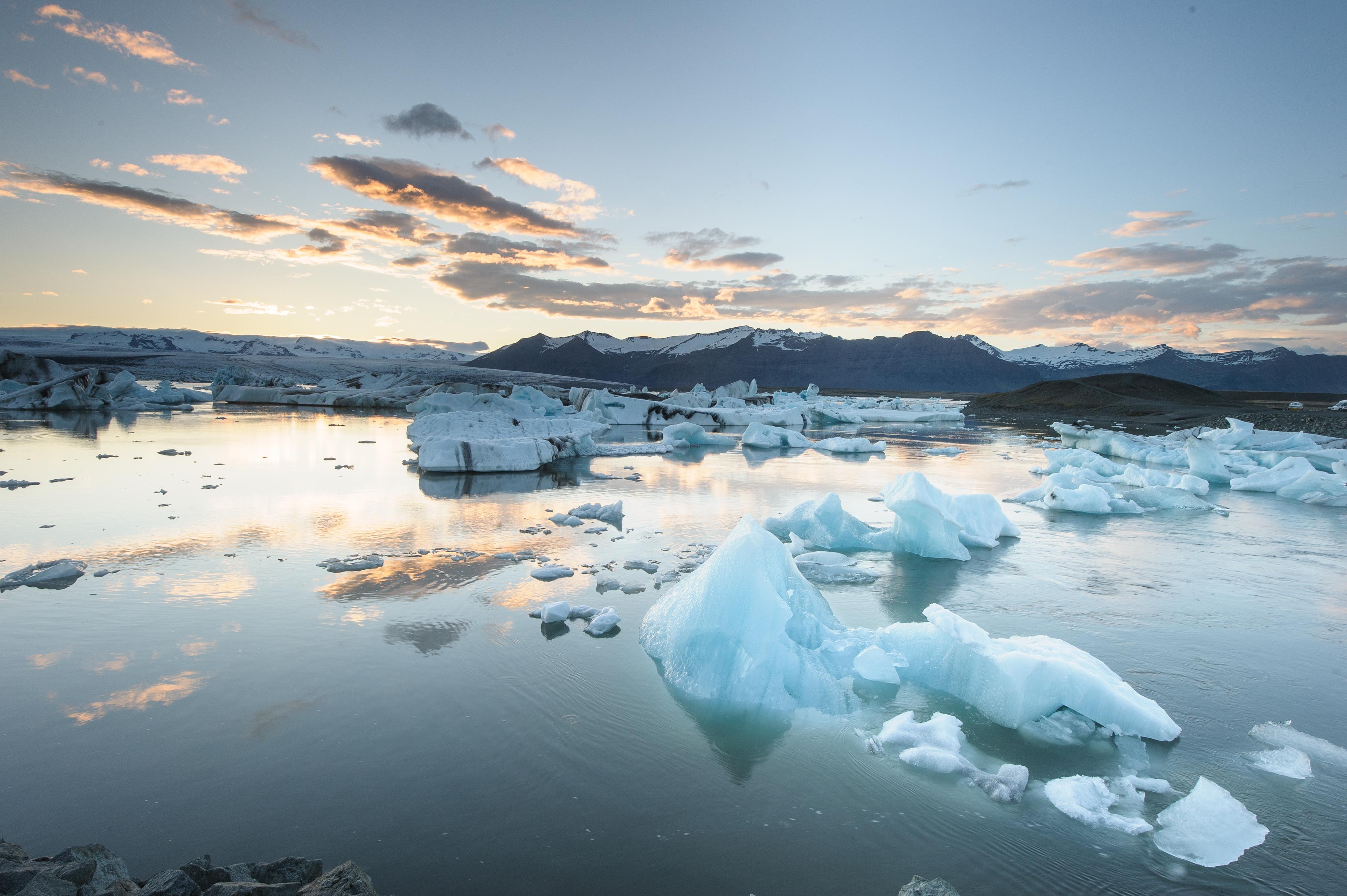 Jokulsarlon Lagoon (Iceland)