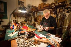 The leatherworker (Tuscany)