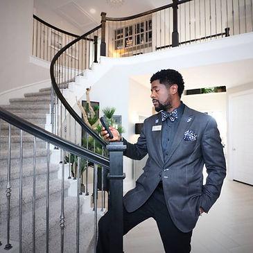 Michael on stairs.jpg