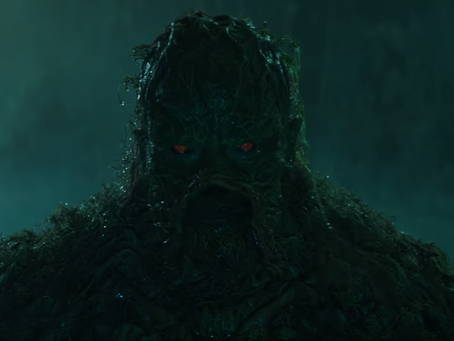 Get A Look At The New Swamp Thing