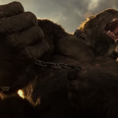 New Godzilla Vs Kong Footage