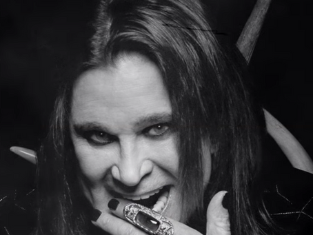New Ozzy Osbourne Single Drops