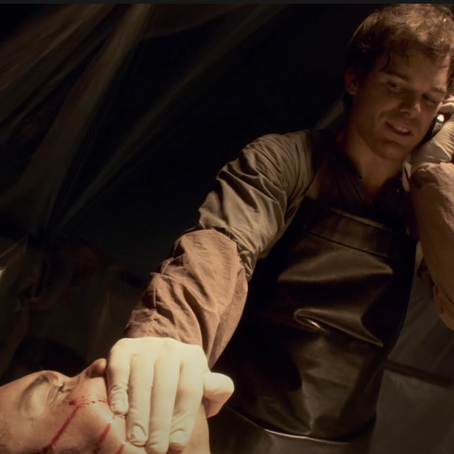 Holy Moly! Dexter Is Back