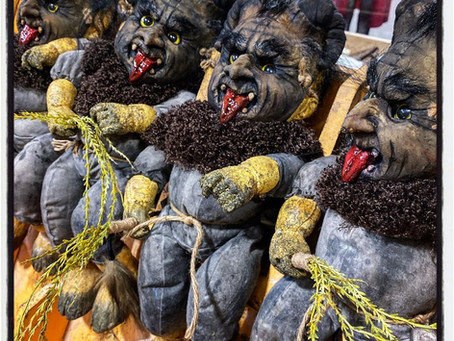 Get A Krampus Baby For Xmas