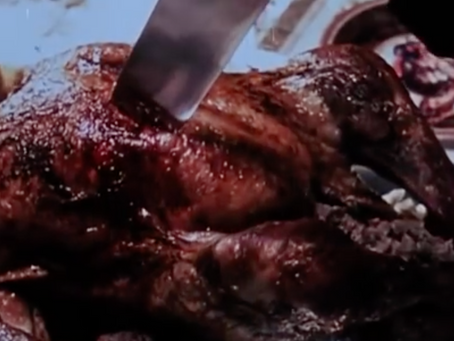 Thanksgiving-The Horror Movie That Wasn't [NSFW]