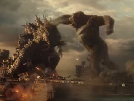 New Godzilla Vs Kong Trailer Drops