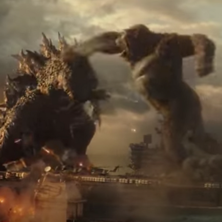 New Godzilla Vs Kong Trailer Drops