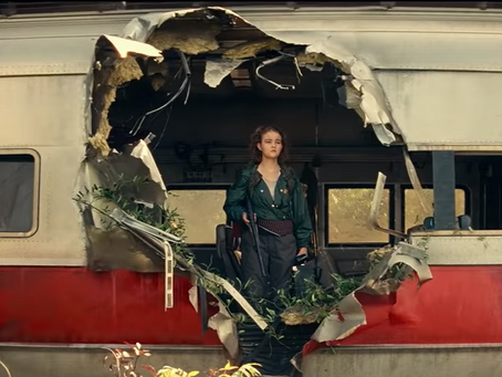 New 'A Quiet Place' Trailer And Featurette Drop