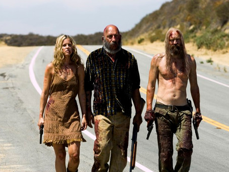Rob Zombie's Three From Hell To Drop On Halloween