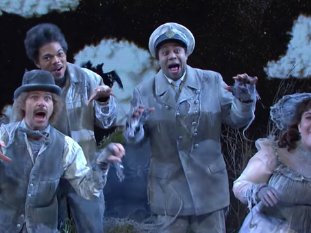 Did You Miss This Epic SNL Halloween Song?