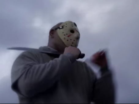 Jason In Training For Friday The 13th