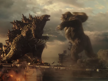 Godzilla Vs Kong Trailer Has Arrived!
