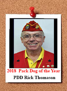 PDD Rick Thomason