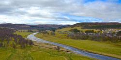 Crossing the Findhorn