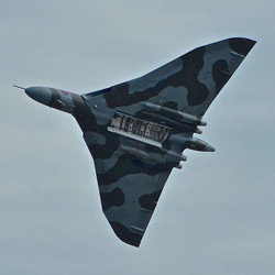 A Vulcan in Flight