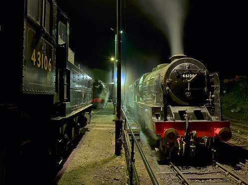 On Shed with the LMS