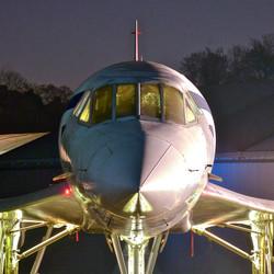 Concorde in Profile
