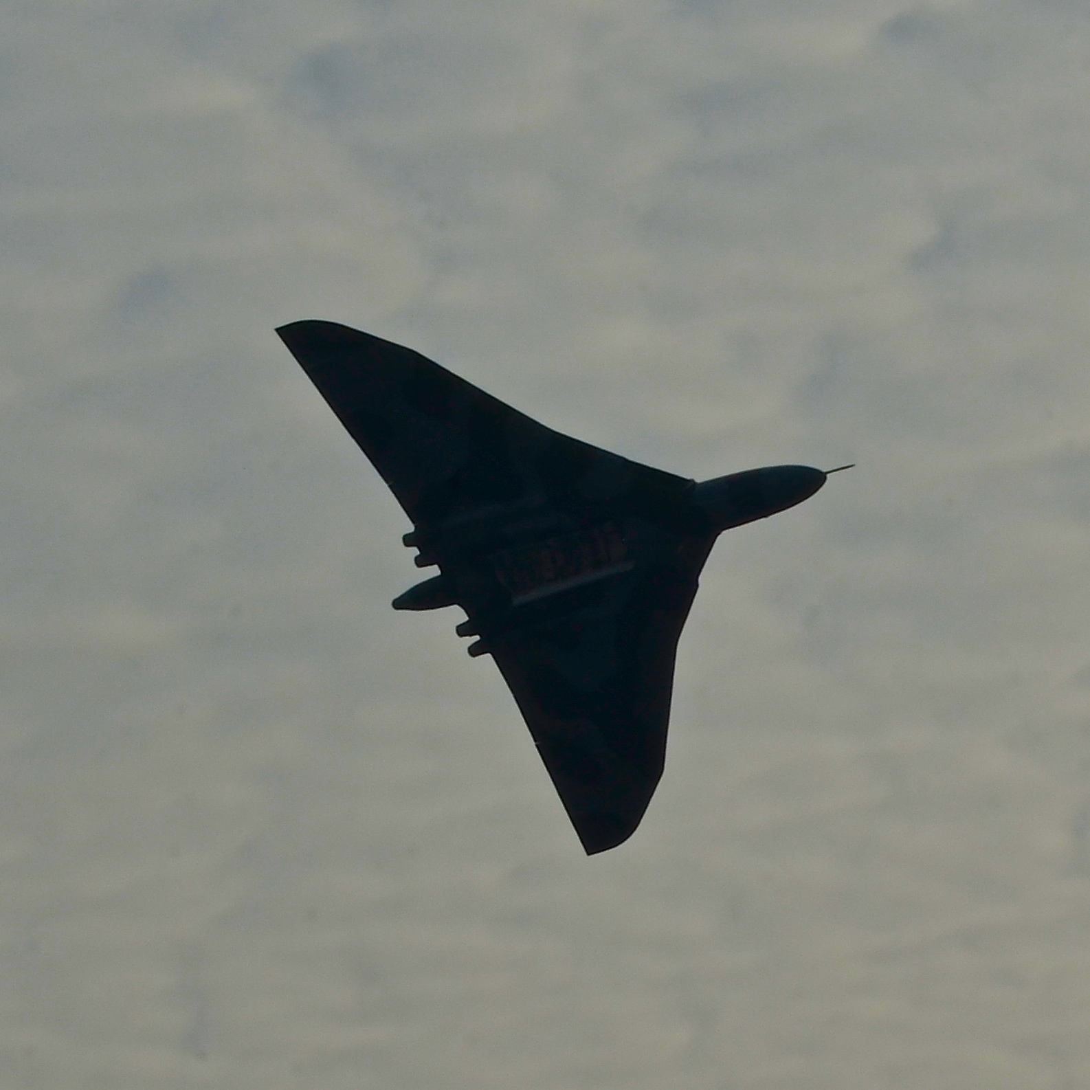 Vulcan Silhouette
