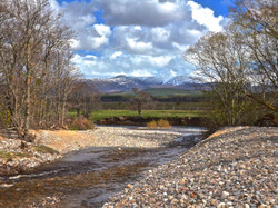 Beside the Spey