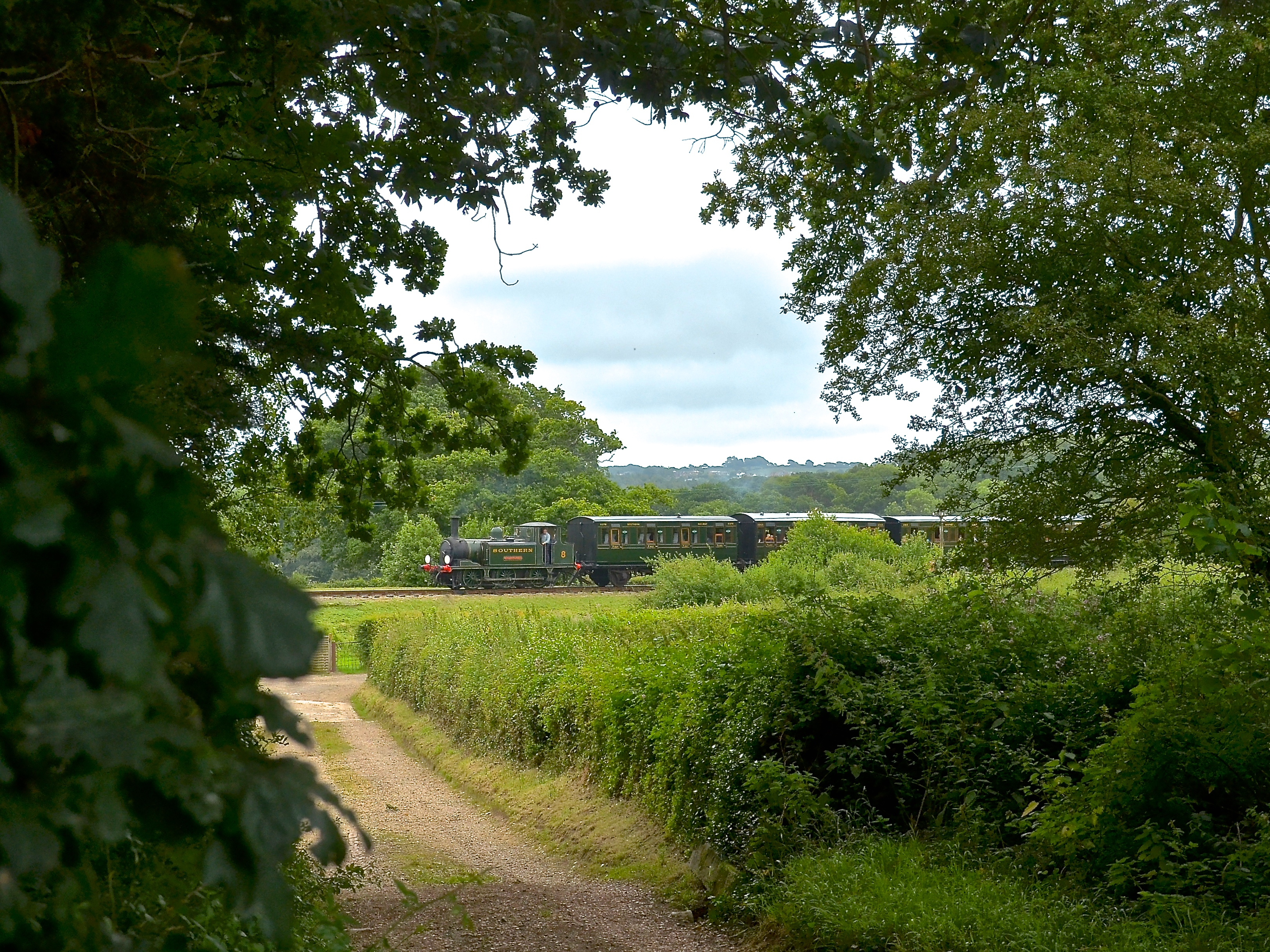 Steam and Country Lanes