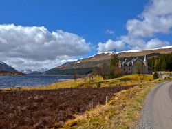 The Cairngorms in the Spring