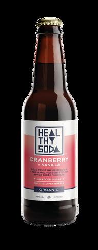 Cranberry + Vanilla - with ACV