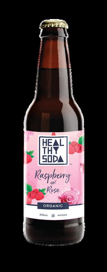 Raspberry + Rose
