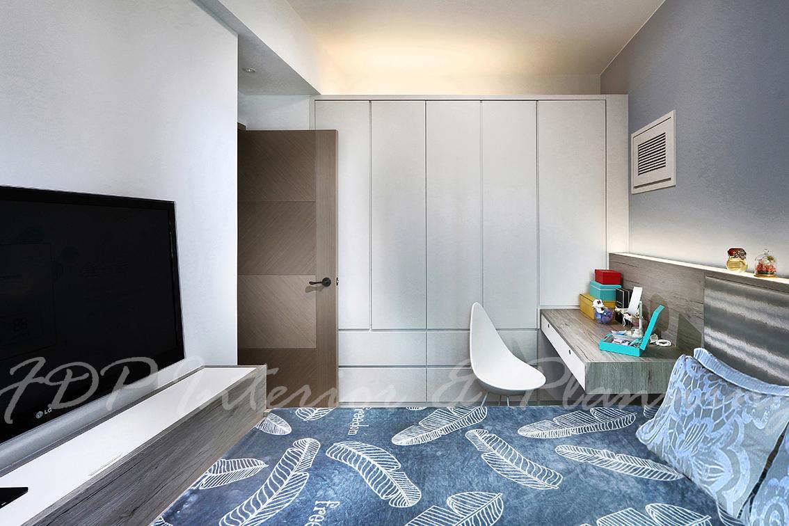 Liberte - Master Bedroom