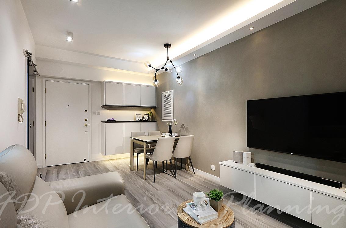 Liberte - Living Area