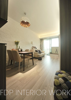 The Beaumount (Living Area-View2