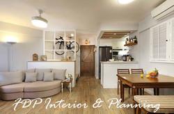 Grand Palisades-Living Area