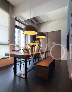 Central Tenement Flat (Dinning Area)
