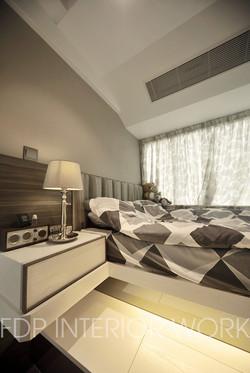 The Beaumount (Bedroom)
