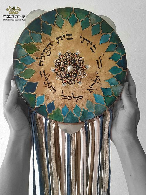 תוף מצרי-תפילה