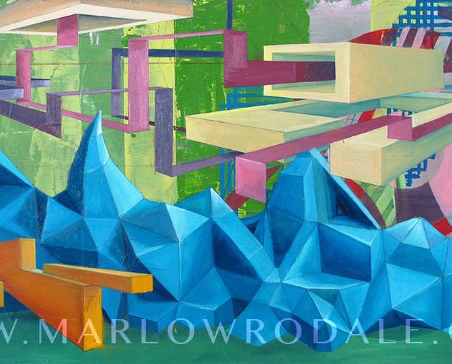 Mountain (blue)
