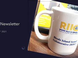 RIIC Newsletter March 3rd