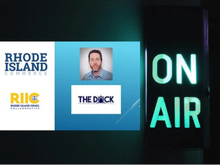 Blue Economy Podcast Discussing the 'Blue Ocean of Opportunities,' Featuring theDOCK From Israel