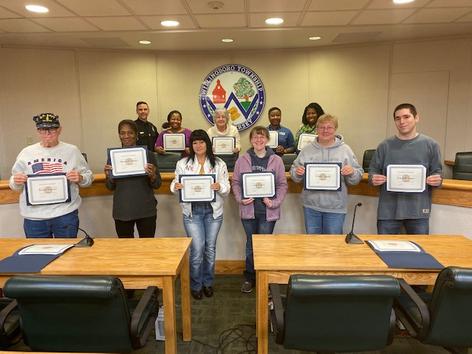 Citizen's Police Academy 2019