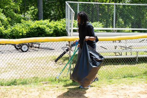 PAL Ball Field Clean-Up 05/11/19