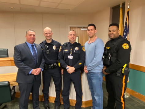 Officer of the Quarter Nominees