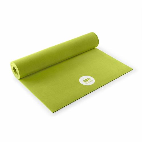 Yogamatte Öko Grün