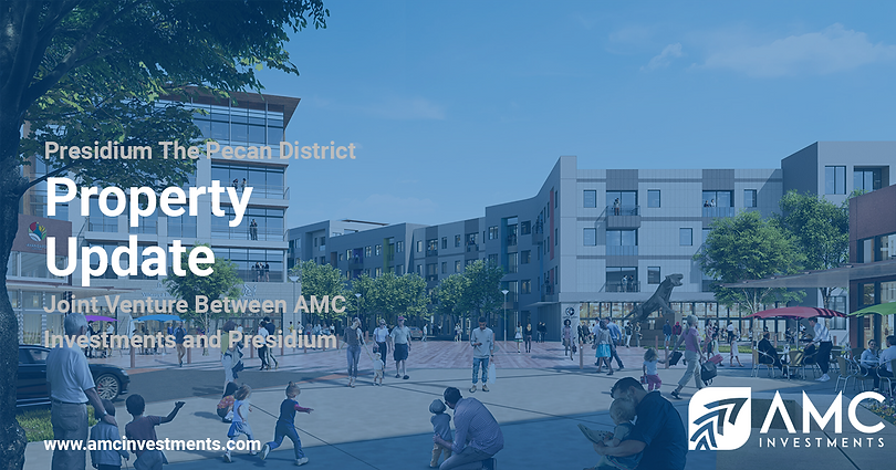 10-phase, mixed-use Pecan District in Pflugerville begins preleasing