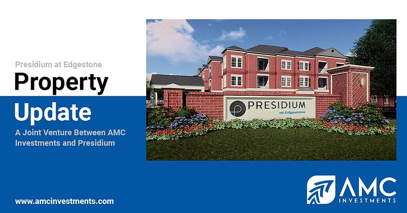 Presidium Completes 1st Phase of Luxury Senior Housing in Texas