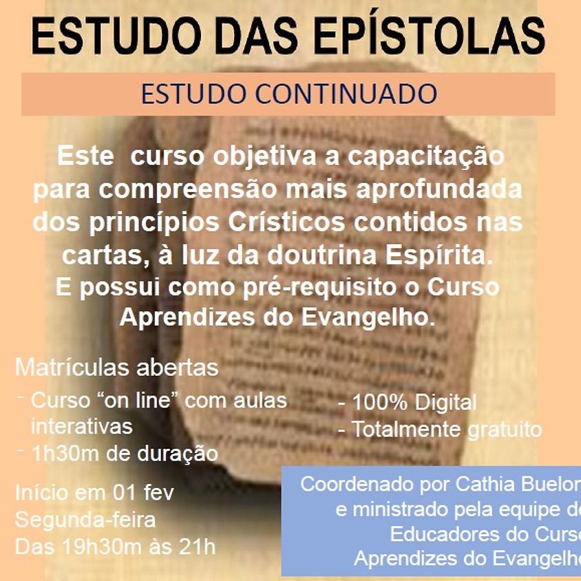 Curso: Estudo das Epístolas