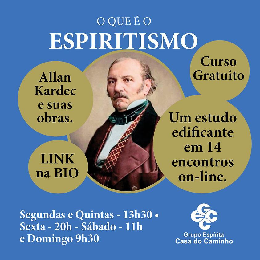 CURSO: O que é o Espiritismo